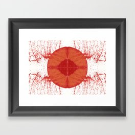 Sunday bloody sunday Framed Art Print