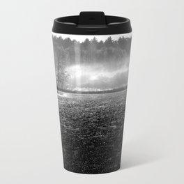 misty valley Metal Travel Mug