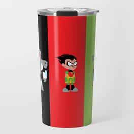 Teen Titans Go Travel Mug