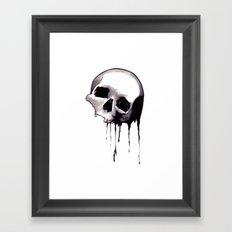 Bones VIII Framed Art Print