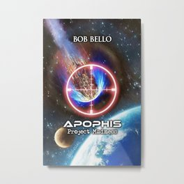 Apophis: Project Madness Metal Print