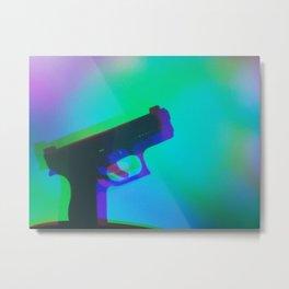 Pistola Collection II Metal Print