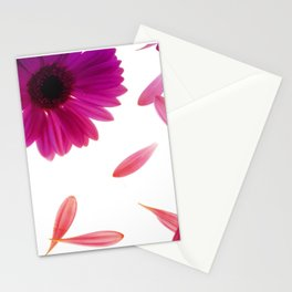 Petals On The Wind Stationery Cards
