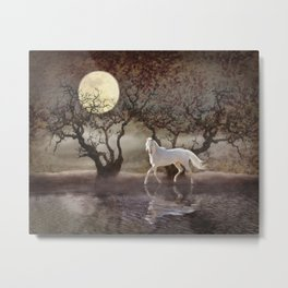 A Summer Night's Dream Metal Print