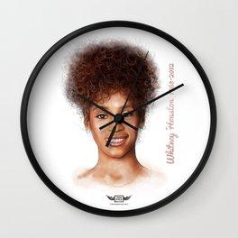 Houston, Whitney Wall Clock