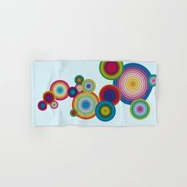 Circles #1 Hand & Bath Towel