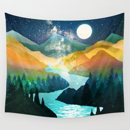 Under the Starlight Wall Tapestry