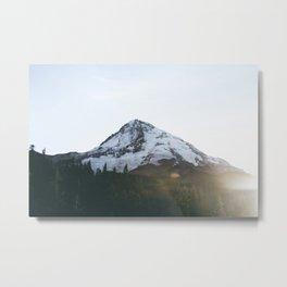 Mount Hood XVII Metal Print