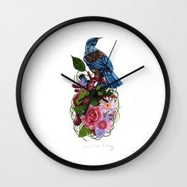 The Guardian II Wall Clock