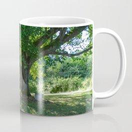 Garden Bench Vashon Coffee Mug