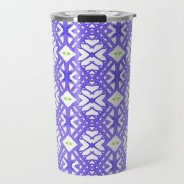 Purple Greenhouse Travel Mug