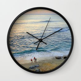 Tide Dance Wall Clock
