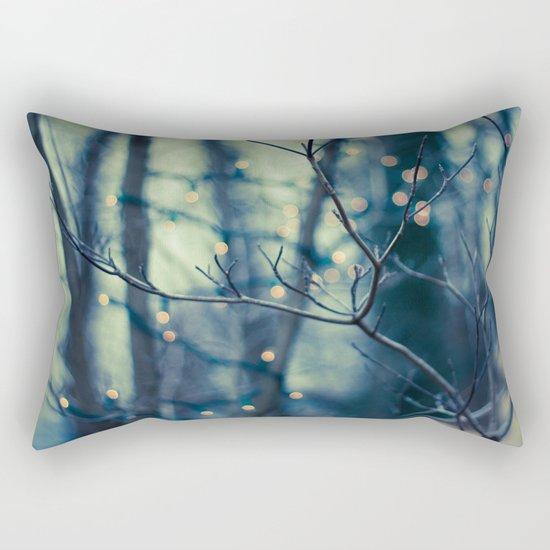 Woodland Holiday  Rectangular Pillow