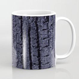 tire tracks are fun! Coffee Mug