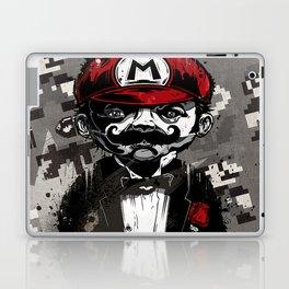 Super Mario Father Laptop & iPad Skin