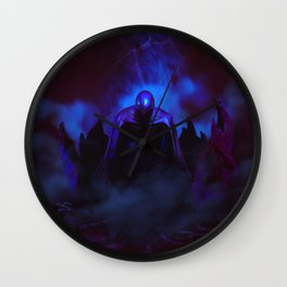 Femto Griffith Wall Clock