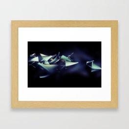 Husk 01 Framed Art Print