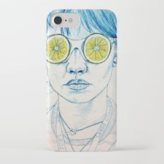 Lemon Lady Slim Case iPhone 7