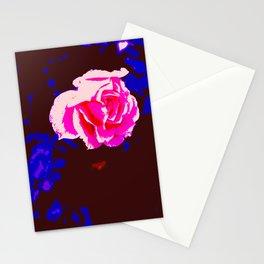Alpine Sunset Chintz Stationery Cards