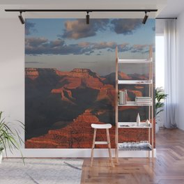 Grand Canyon Sunset Colors Wall Mural