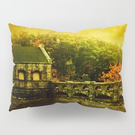 Dam Wall Pillow Sham