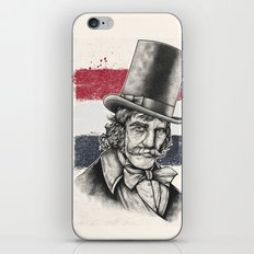 The Butcher iPhone & iPod Skin