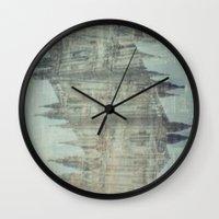 milan Wall Clocks featuring Milan by TheSiro