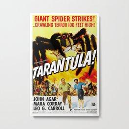 Tarantula (1955) Metal Print