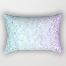 MERMAIDIANS AQUA PURPLE Rectangular Pillow