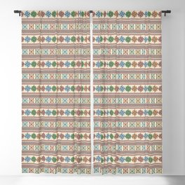 Palestine border Blackout Curtain