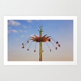 Canadian National Exhibition IV Art Print