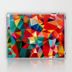 Polygon Pattern Laptop & iPad Skin