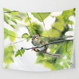 Balancing Act by Teresa Thompson Wall Tapestry