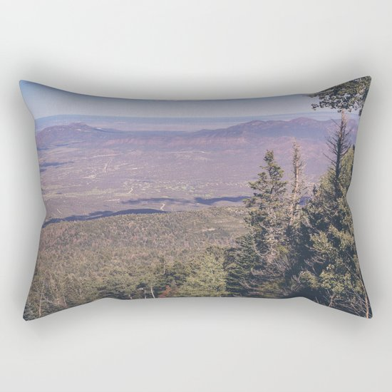 You Lost Me Here Rectangular Pillow