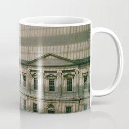 Shadow Lines Coffee Mug
