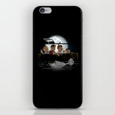 Stand By E.T. iPhone & iPod Skin