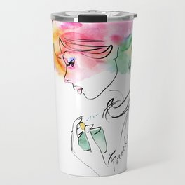 French perfume Travel Mug