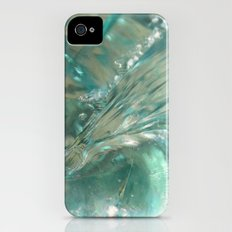 Glass Wave iPhone (4, 4s) Slim Case