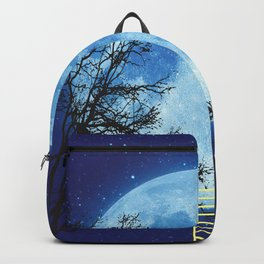 A Ladder to the Moon Backpack