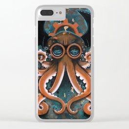 R'lyeh Steamed Clear iPhone Case