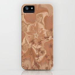 Drought Sunrise iPhone Case