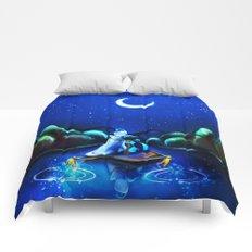 Starry Night Aladdin Comforters