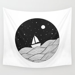 Voyage Wall Tapestry