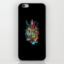 Xeno iPhone Skin