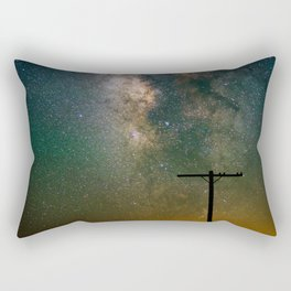 Transmission Complete Rectangular Pillow