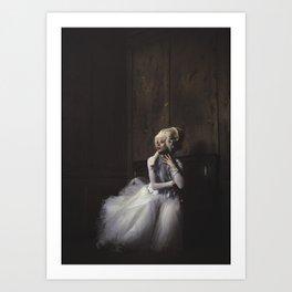 Dawa Art Print