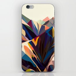 Mountains original iPhone Skin