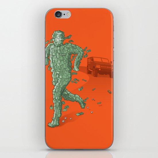 The Six Million Dollar Man iPhone & iPod Skin