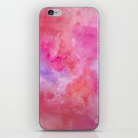 valentine iPhone & iPod Skins featuring Valentine by HollyJonesEcu