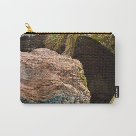 Gobble Rock Cave Carry-All Pouch